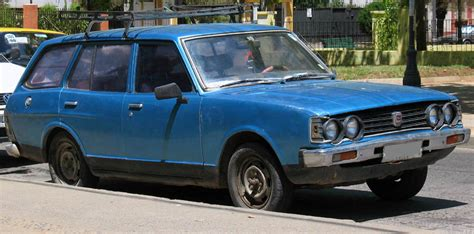 Daihatsu Charmant by 1981 Daihatsu Charmant Partsopen