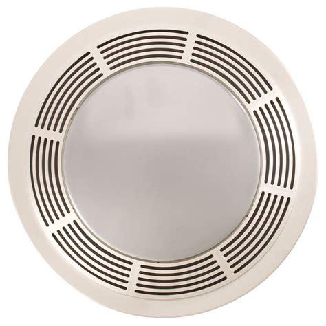 broan nutone bathroom exhaust fan with light 751