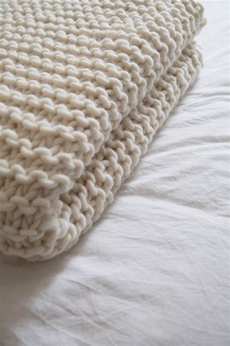 knit blanket how to knit a blanket watg