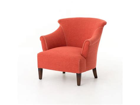 upholstered countess reading chair mecox gardens