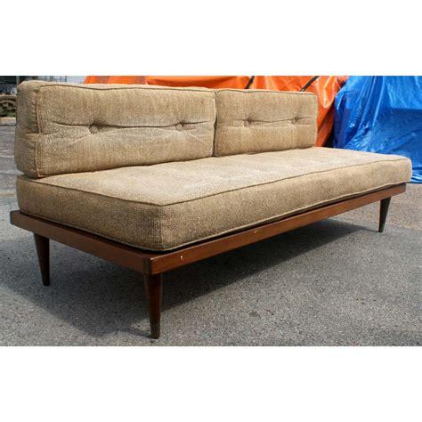 sofa day bed 1 mid century modern day bed sofa ebay