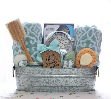 wedding bathroom basket ideas the craft patch shower themed diy wedding gift basket idea