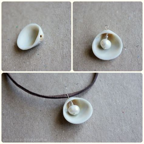 how to make jewelry from shells the world s catalog of ideas