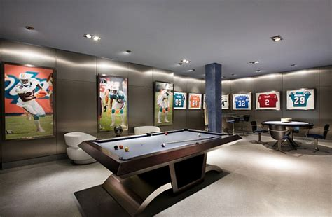 sports themed basement ideas framed jerseys from sports themed bedrooms to