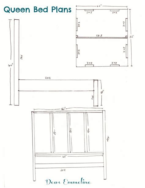 bed box dimensions building size bed headboard and dimensions