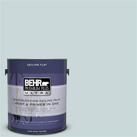 behr paint color offshore mist behr premium plus ultra 1 gal no ul220 10 ceiling tinted