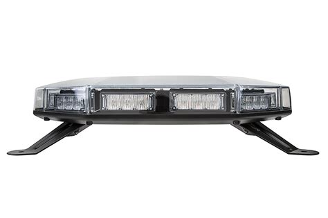 led mini light bar emergency led light bar 360 degree strobing led mini