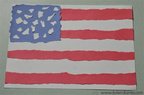 american flag crafts for american flag craft inspiration made simple