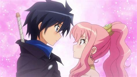 no tsukaima 1000 images about saito and louise my favorite anime