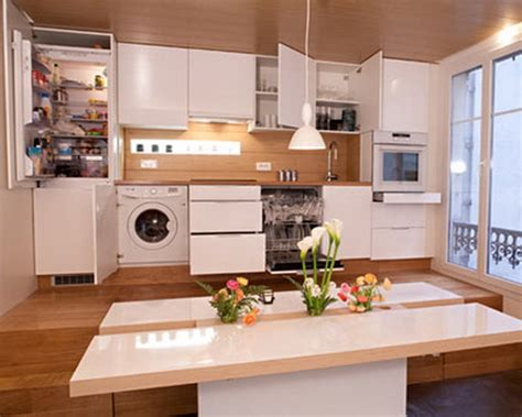 practical kitchen design practical kitchen designs for tiny spaces 07 stylish
