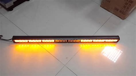 led safety light bars new more flash pattern auto truck 32 led emergency traffic