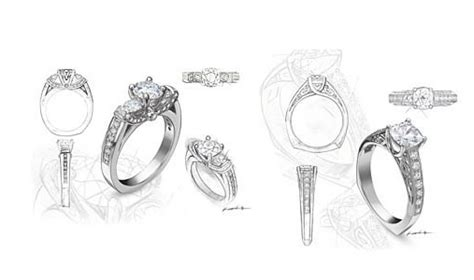 how to make custom jewelry design custom jewelry designs le paveh