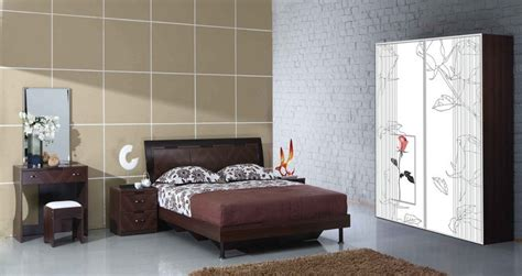 easy bedroom designs simple bedroom design with background wall and wardrobe