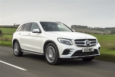 Mercedes Suv Pictures by Mercedes Glc Suv Pictures Carbuyer