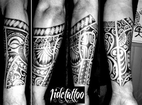 avant bras tatouage polyn 233 sien par jidetattoo art tribal