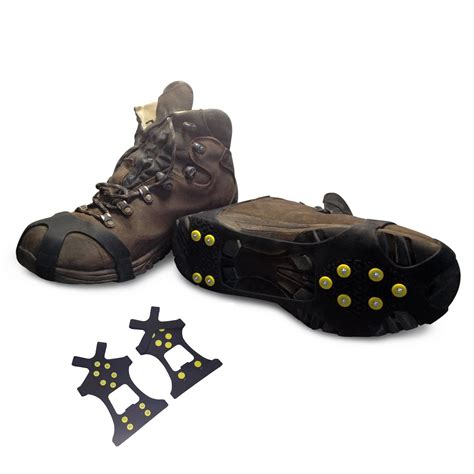 Ice Cleats Ice Grips Snow Grippers Ice Fishing Ice Traction Shoe YakTrax Cram    eBay