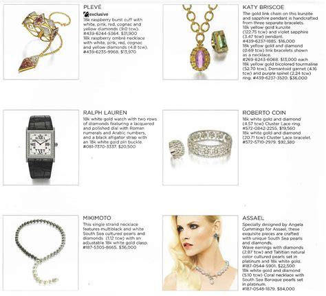 jewelry catalog saks jewelry catalog press katy briscoe jewelry