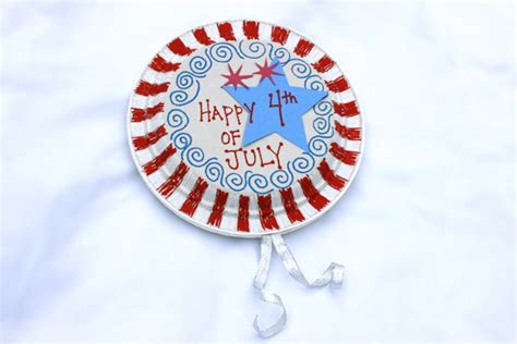 4th of july paper crafts family go arts n craft