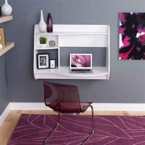 wall mounted computer desk 25 best ideas about wall mounted computer desk on