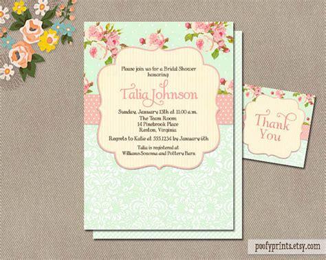 shabby chic wedding invitation templates printable shabby chic wedding invitation templates