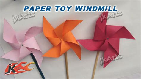 how to make kid crafts diy how to make paper pinwheel easy craft for