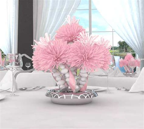 centerpiece for baby shower baby shower table decorations favors ideas