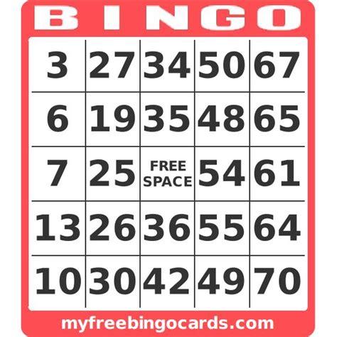 how to make bingo cards with numbers best 20 bingo ideas on bingo bingo