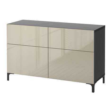 ikea besta storage combination with doors and drawers best 197 storage combination w doors drawers black brown