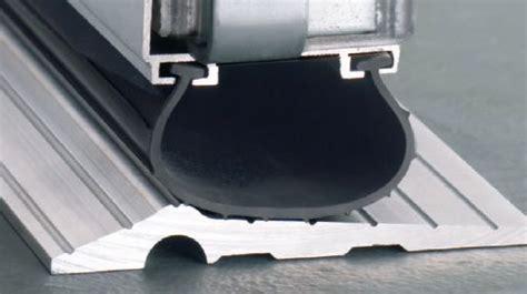 overhead door threshold aluminum garage door threshold for commercial or