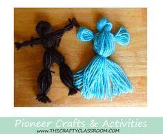 pioneer crafts for pioneer crafts on pioneer day crafts pioneer