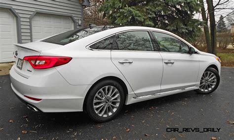 Hyundai Reviews 2015 by 2015 Hyundai Sonata Limited Review