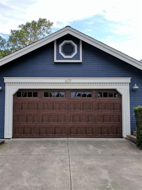 amarr garage door amarr oak summit 1000 walnut garage door