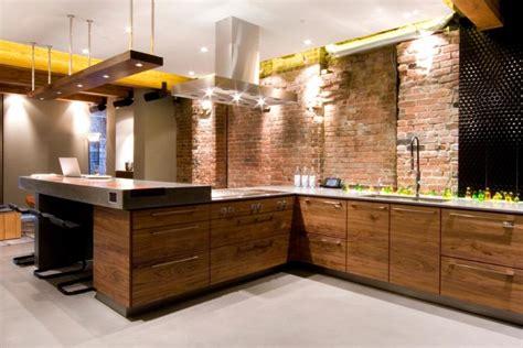 warehouse kitchen design meubles de cuisine en bois une solution abordable et joli