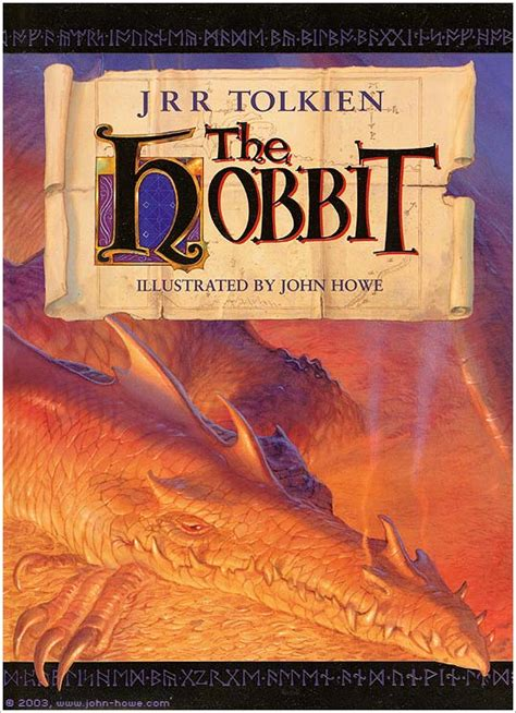 hobbit picture book howe illustrator portfolio home books with