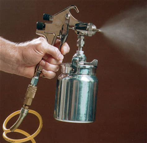 hvlp spray gun reviews woodworking hvlp spray gun bri a finewoodworking