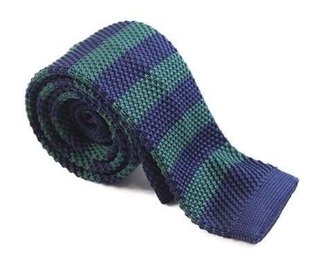 knitted green tie bottle green and navy knit tie the tie rack australia