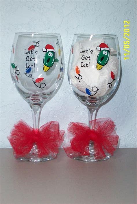 Vinyl Wine Glass Ideas Cricut
