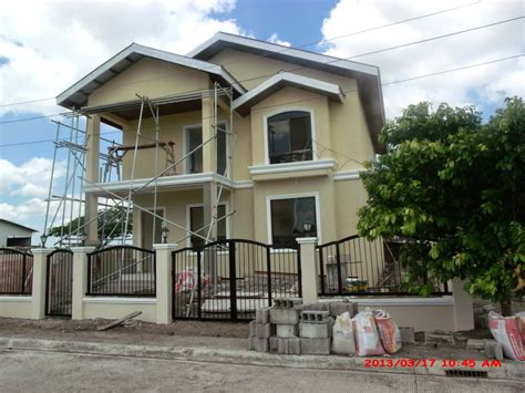cheap 2 story houses 2 storey house plans in the philippines modern house