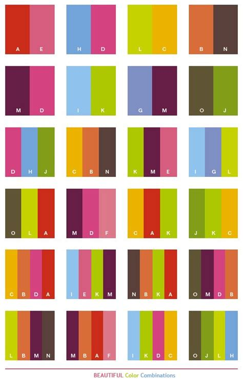 great colour combinations great color combinations beautiful color schemes color