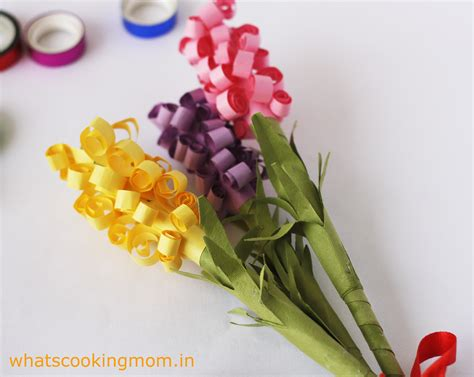 craft ideas for paper flowers some craft activity whats cooking