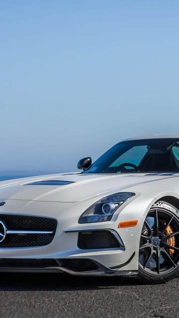 Car Wallpaper 360x640 by 360x640 Mercedes Sls Amg Supercar 360x640 Resolution