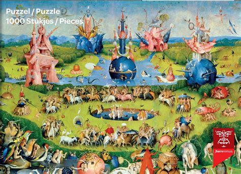 Bosch Der Garten by Hieronymus Bosch Der Garten Der L 252 Ste 1000 Teile