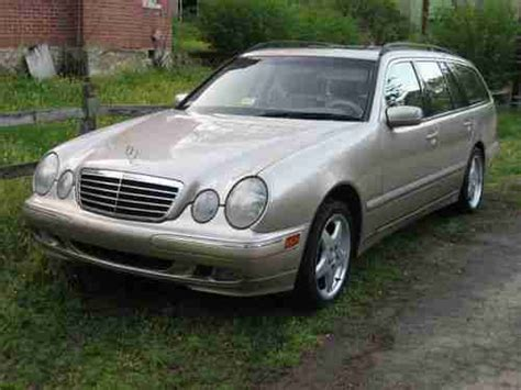 2000 Mercedes E320 4matic by Find Used 2000 Mercedes E320 4matic Wagon 4 Door 3 2l