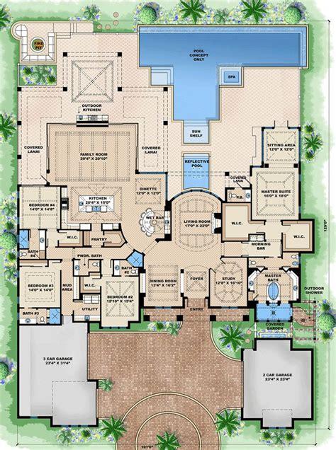 luxury estate floor plans best 25 luxury floor plans ideas on house