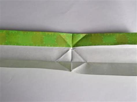 origami boomarang how to make a paper boomerang