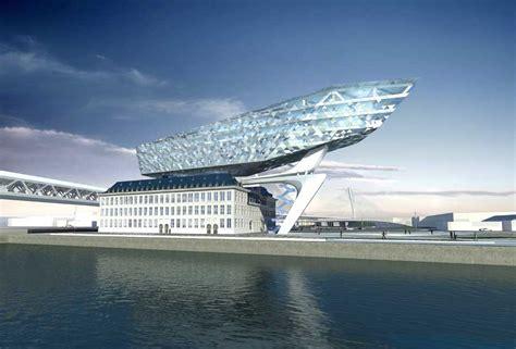 porth house port house antwerp by zaha hadid architects e architect