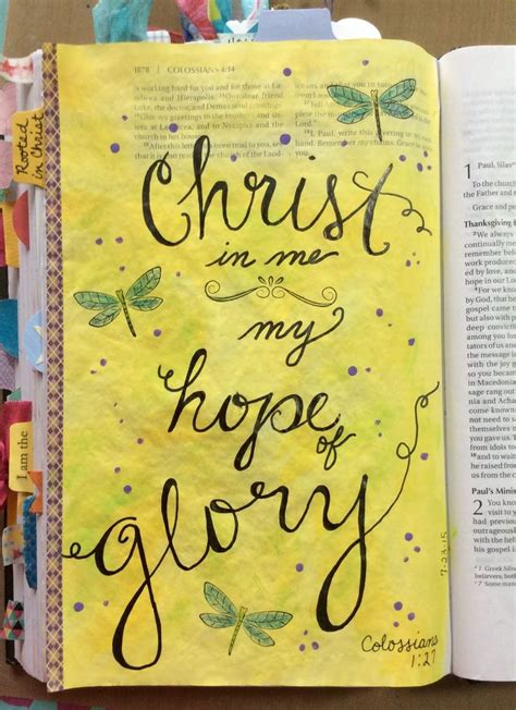 acrylic paint for journaling faith inspiration prepping your bible page with