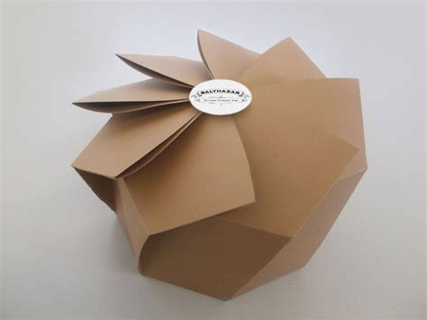 origami packaging fmp brief 5 chaophraya origami influence