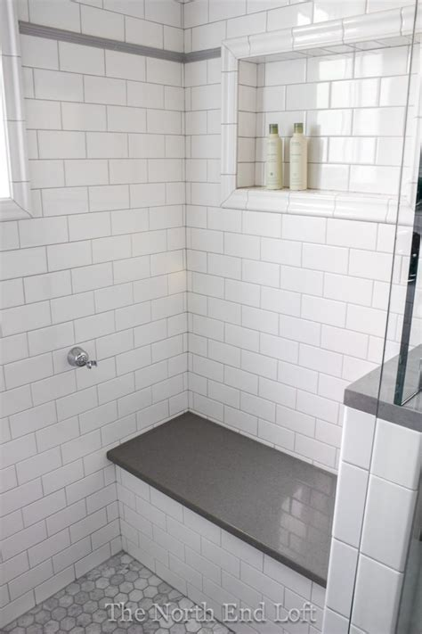 bathrooms with subway tile ideas best 25 subway tile showers ideas on grey