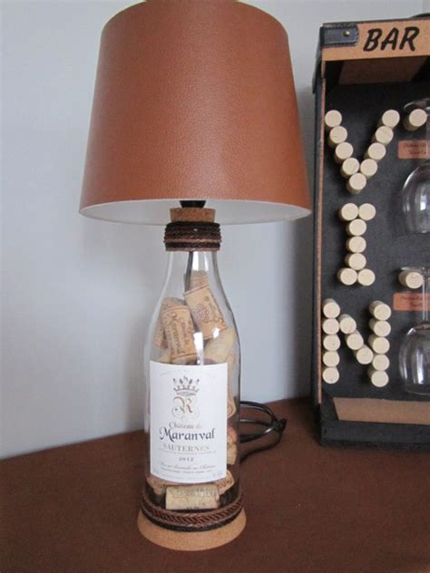 comment r 233 utiliser ses bouteilles de vins et bouchons utilis 233 s